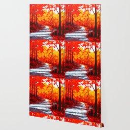 Tardis Art Autumn Wallpaper