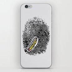 Creative Touch iPhone Skin