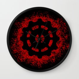 Helm of Awe Wall Clock