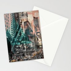 New York City | Geometric Mix No. 4 Stationery Cards