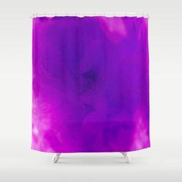 Textures (Purple version) Shower Curtain