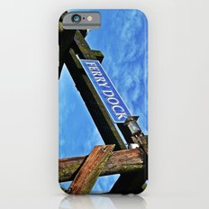 ferry dock iPhone 6s Slim Case
