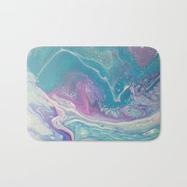 Acrylic pour Bath Mat
