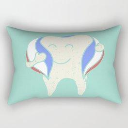 Minty Fresh Rectangular Pillow