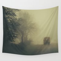 indiana Wall Tapestries featuring Indiana Country Mornings by Amy J Smith Photography