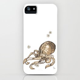 Mechanical Octopus iPhone Case