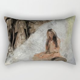 Moment Rectangular Pillow
