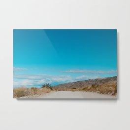 Joshua Trails Metal Print