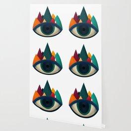 068 - I've seen it owl Wallpaper