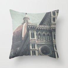 Duomo Throw Pillow