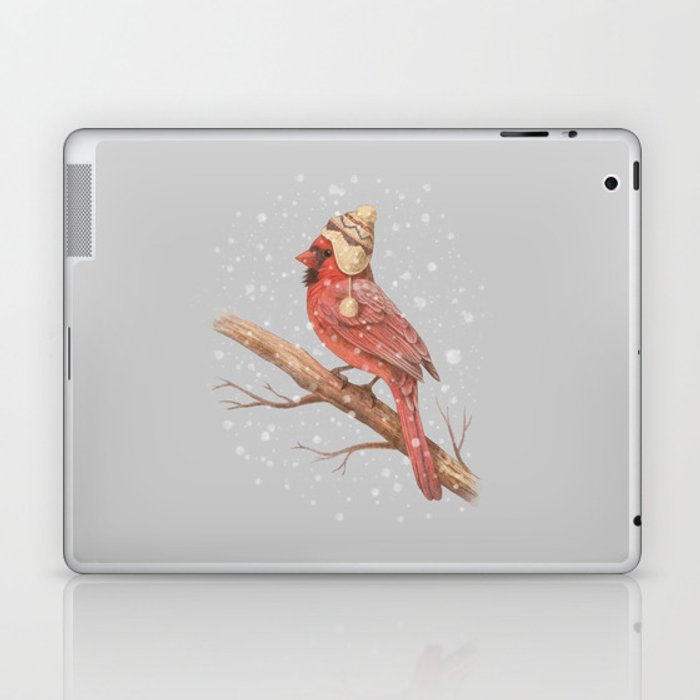 First Snow - colour option Laptop & iPad Skin
