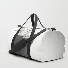 These boots are made for flowers Duffle Bag