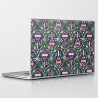 tennis Laptop & iPad Skins featuring Tennis by Laura Mayes