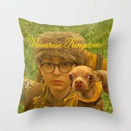 MOONRiSE PHiNEAS Throw Pillow