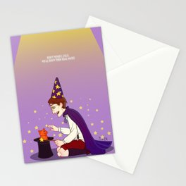 Magic Show Stationery Cards