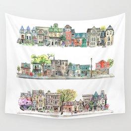 Street Wall Tapestry