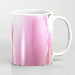 Spring is here with wonderful  colors - close-up of tulips flowers Coffee Mug