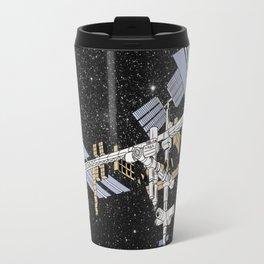 ISS- International Space Station Travel Mug
