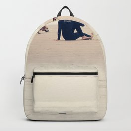 beach yoga Backpack