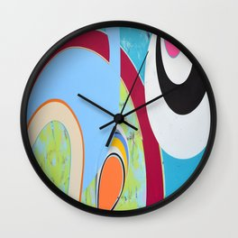 It's Like So Deep You Wouldn't Understand... Wall Clock