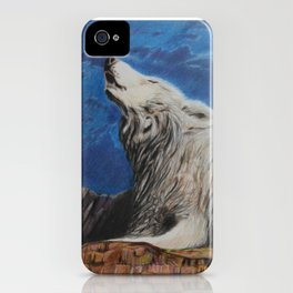 The Howling iPhone Case