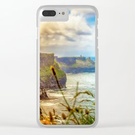 Cliffs of Moher (2) Clear iPhone Case