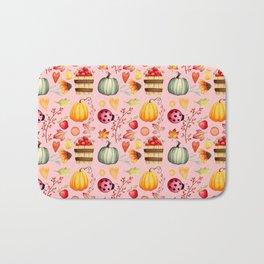 Apple Picking Time Bath Mat
