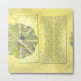 Unpinning Unprotected Flowers  ID:16165-042420-57641 Metal Print