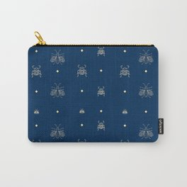 ABEILLE & SCARABE Carry-All Pouch