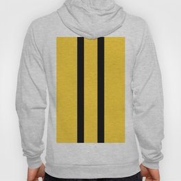 Bruce Bee Bumble Lee Stripes Hoody