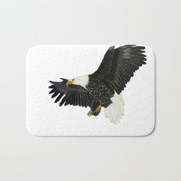 Bald Eagle-4 Bath Mat