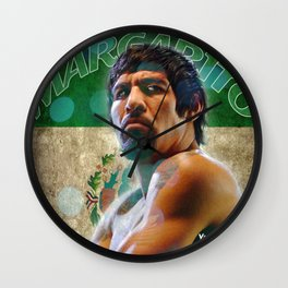 Margarito #1 Wall Clock
