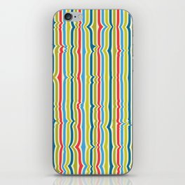 Disturbed Stripes iPhone Skin
