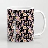 florence Mugs featuring Florence by Mligiacarvalho