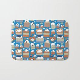 Pattern Project #40 / Little Farms Bath Mat
