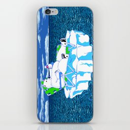 More Ice Please iPhone Skin