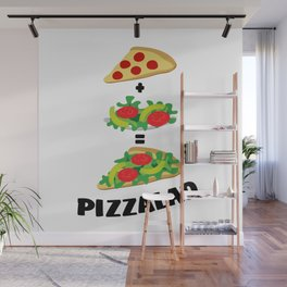 Pizzalad Wall Mural