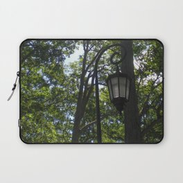 Lamppost, Wellesley College Laptop Sleeve