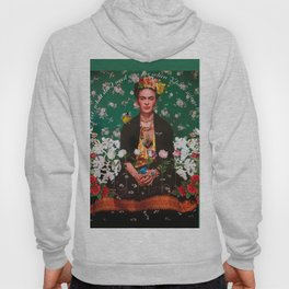 Wings to Fly Frida Kahlo Hoody