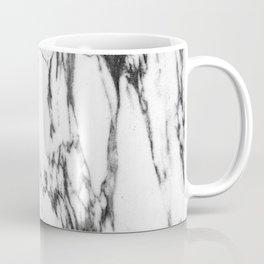 Classic White Marble #1 #decor #art #society6 Coffee Mug