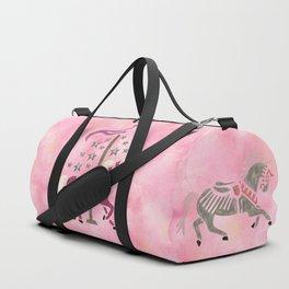 Carousel Dreams Nursery KIDS Duffle Bag