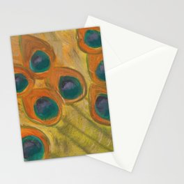 Pride of the Peacock Stationery Cards
