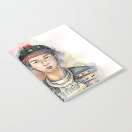 Color Me Hmong 2 Notebook