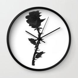 As Dark as my Soul Wall Clock