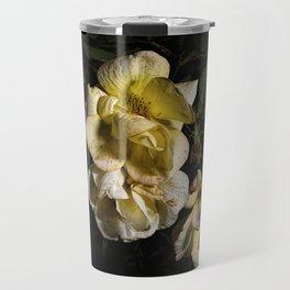 Wilted flowers Travel Mug