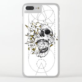 Poly Shatter Clear iPhone Case