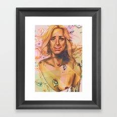 Outro Framed Art Print
