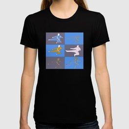karate two toned - LBC T-shirt