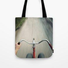 Faster Tote Bag