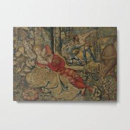 Hunt of Maximilian 4 Metal Print